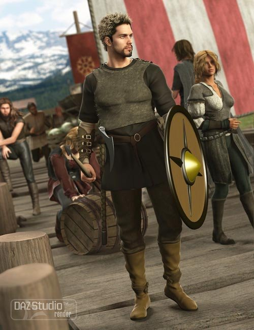 Viking for Genesis 2 Male(s)