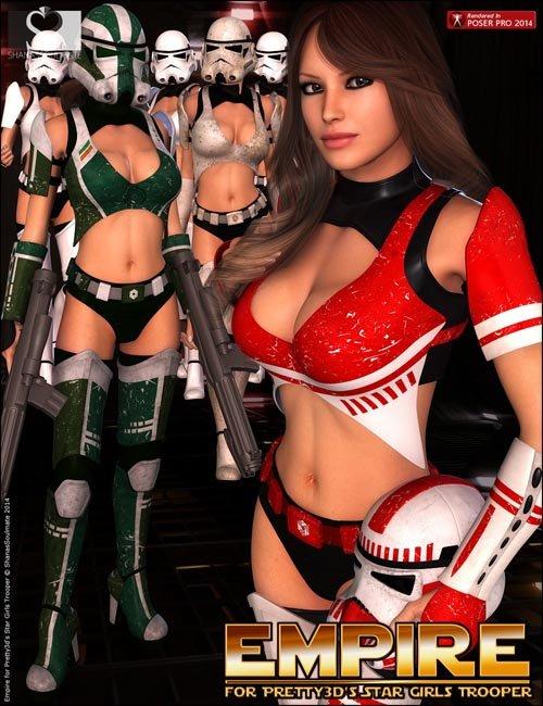 Empire for Star Girls-Trooper