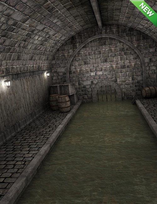 Medieval Sewer