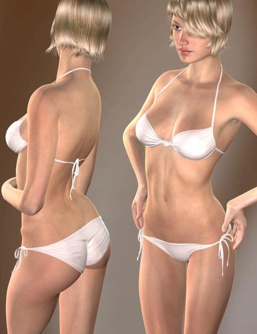 Hongyu's Bikini 2 for V5