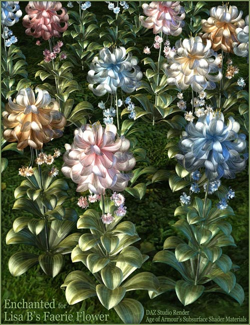 Enchanted Faerie Flower