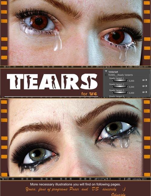 Tears for V4