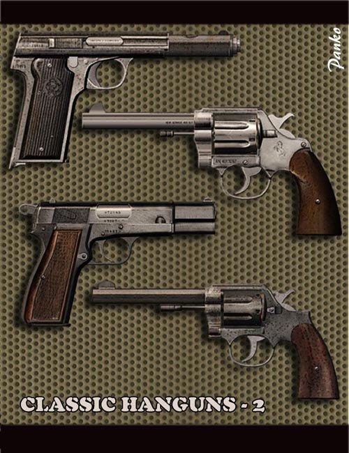 Classic Handguns_2