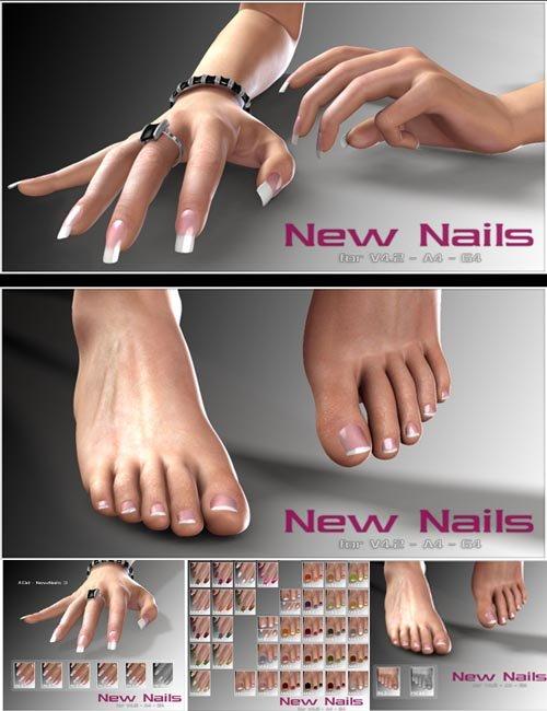 New Nails for V4