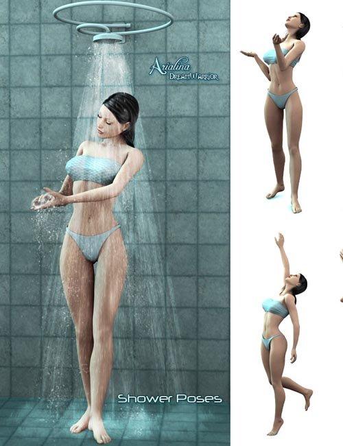 DA - Shower Poses