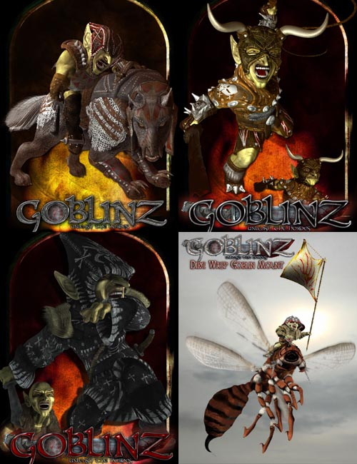 GOBLINZ Pack collection