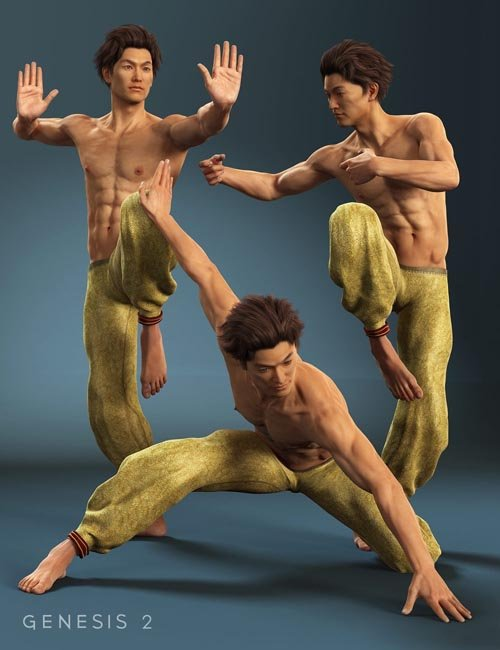 Monk Moves for Lee 6