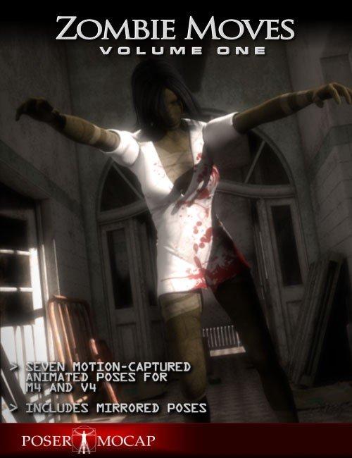Zombie Moves Volume 1