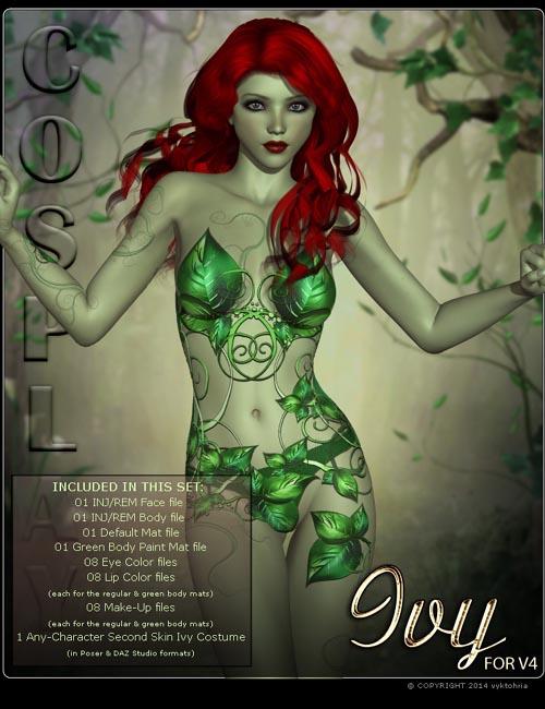 VYK_Cosplay Girls: Ivy
