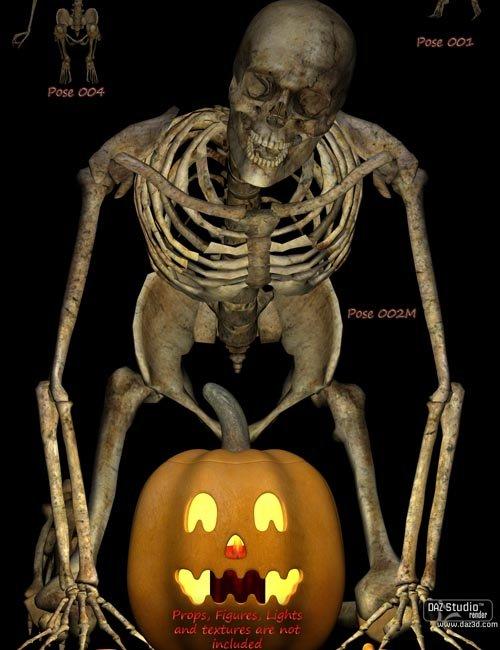 FB Old Bones Poses For M4