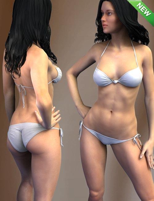 Hongyu's Bikini 2 for V6