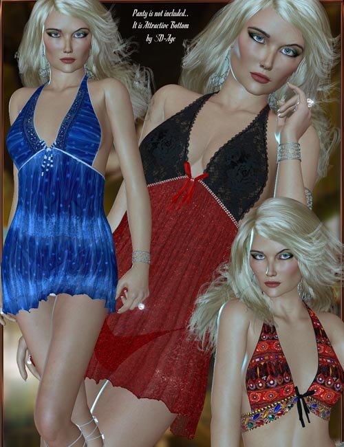 Sexy Dress II - DoubleDeal