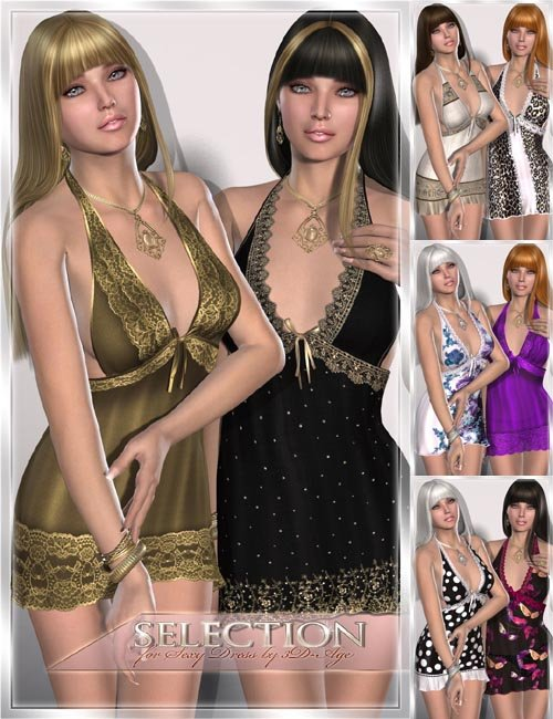 Selection for Sexy Dress II