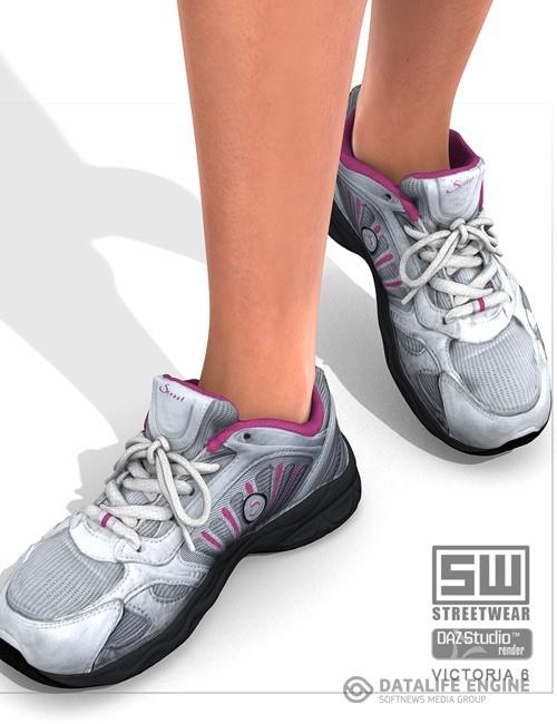 StreetWear : Sneakers For V6