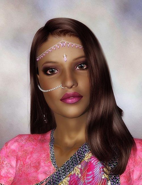 Ethnic Beauty Shabana V4