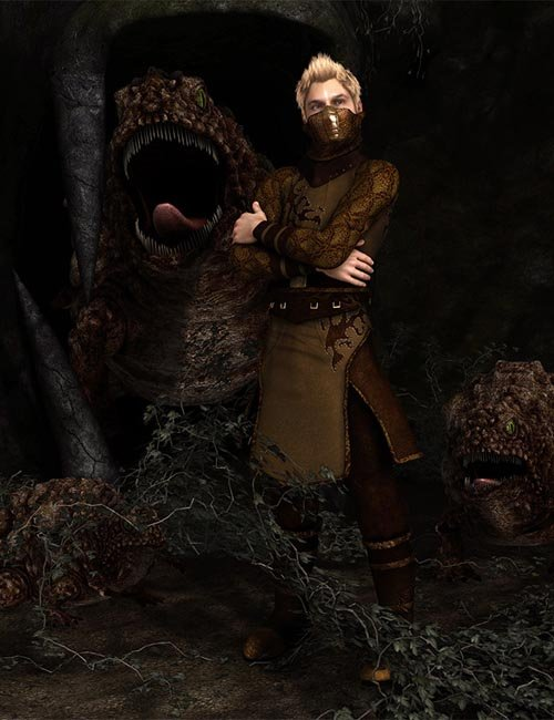 Keeper of Beasts (M4)