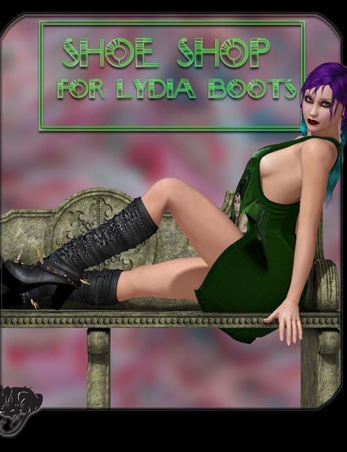 Shoe Shop for Lydia Boots