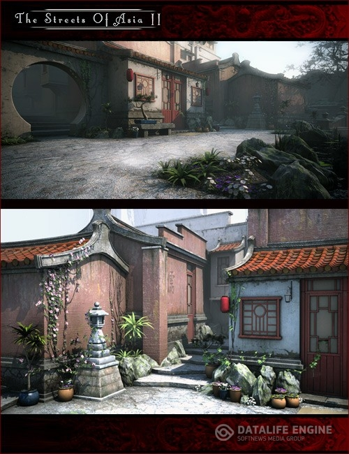 The Streets Of Asia 2