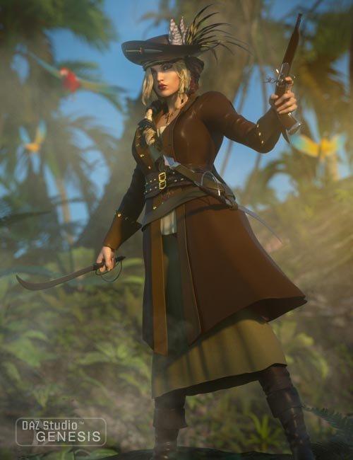 Piratess for Genesis