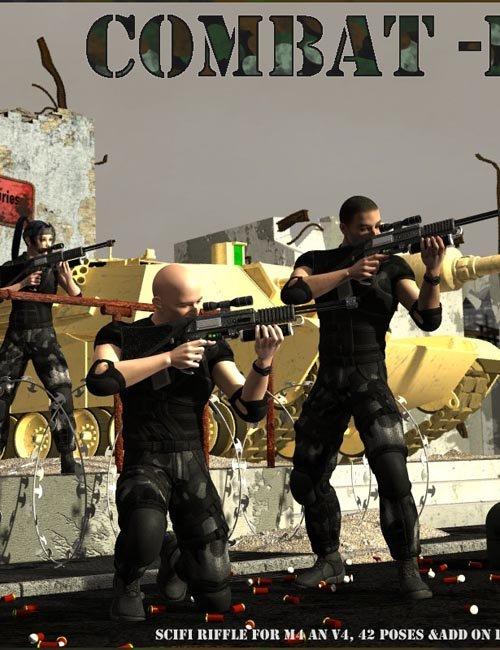 Apocalyptica Set 03 - Combat I
