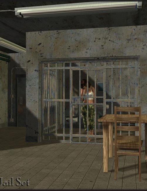 Old Jail Set