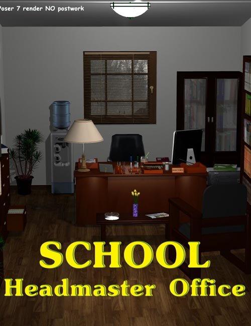 School Headmaster Office