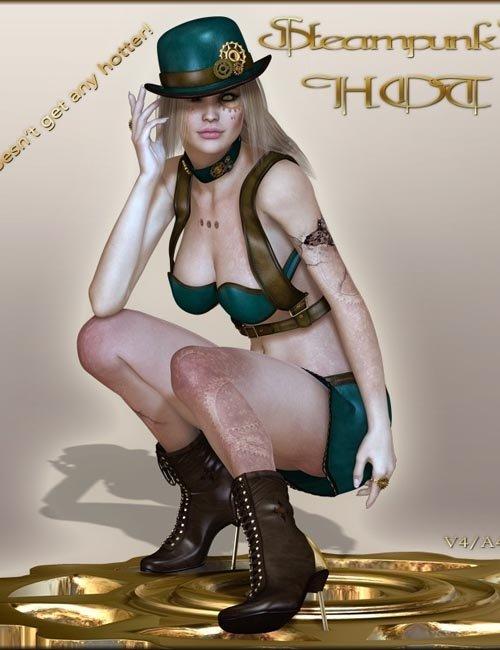 SteamPunk It Hot V4/A4/Elite
