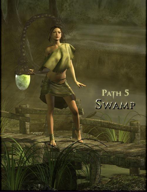 Path 5 - Swamp