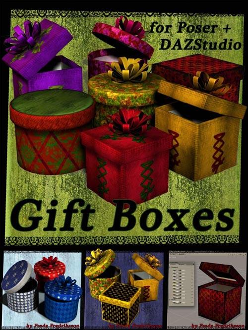 A beautiful gift box