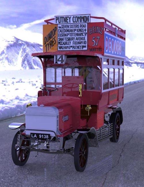 1910 B Type Bus (Poser)