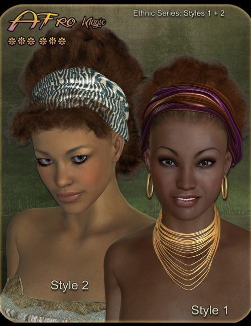 Afro Magic 1