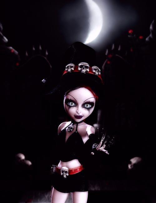 3DSV Black Magic