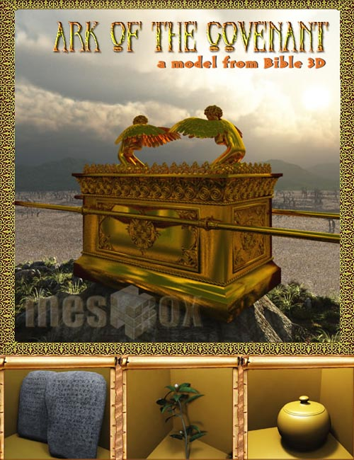 Ark of the Covenant 3D