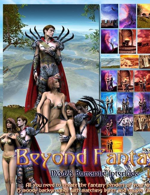 Beyond Fantasy 2 - Romantic Interlude