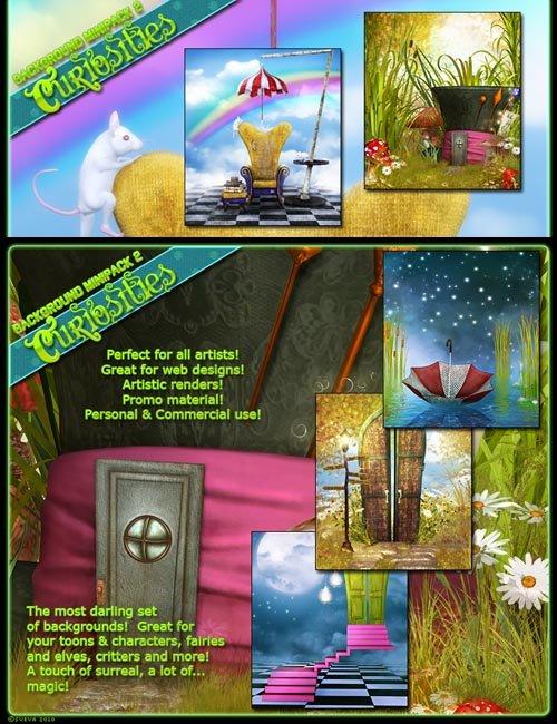 Background Mini-Pack 02: Curiosities