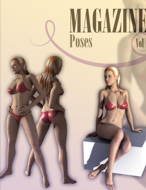 Magazine Poses Vol1