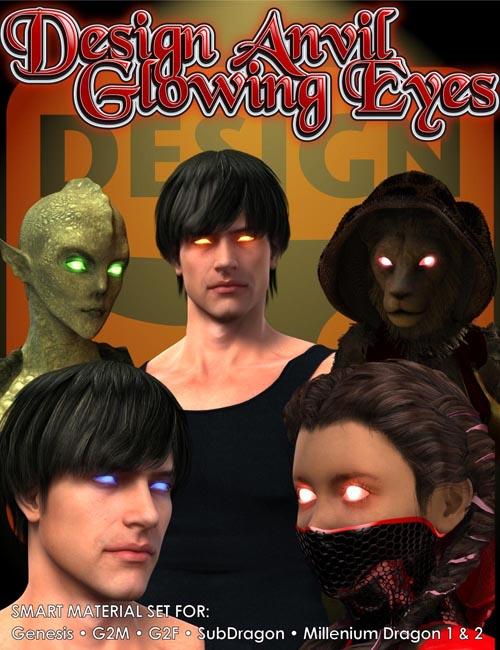 DA Glowing Eyes