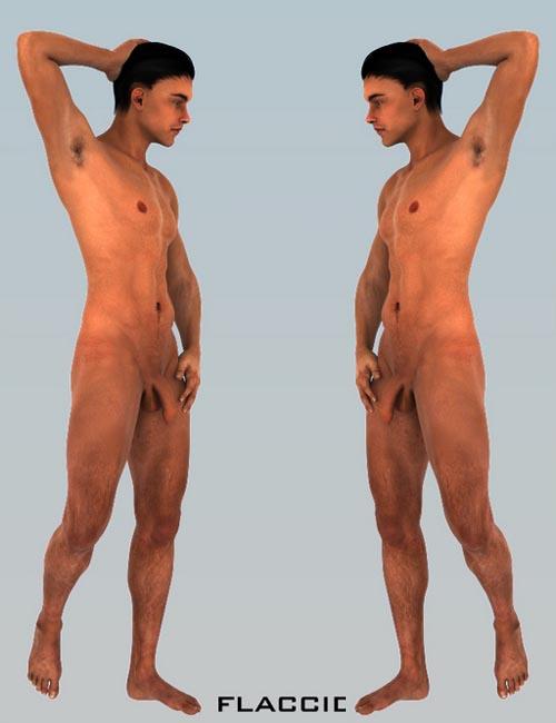 M6 Genital Quick Poses