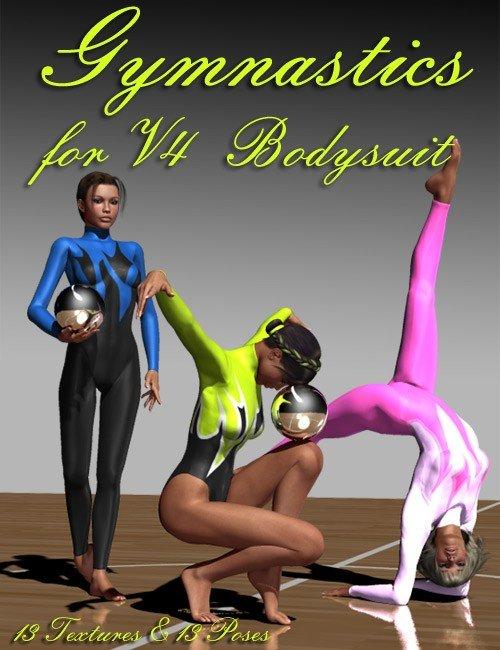 Gymnastics for V4 Bodysuit