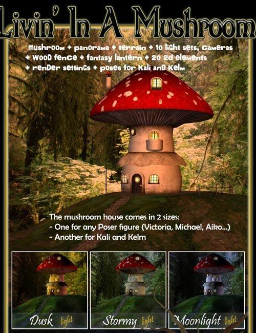 Livin' In A Mushroom