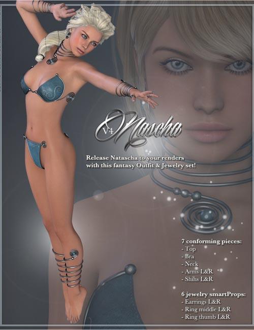 Nascha - V4 Outfit