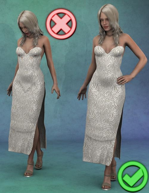 [Updated] Clothing Smoothers for DAZ Genesis 2 Female(s)