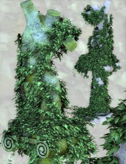 [VIP] Dawn Garden Statue