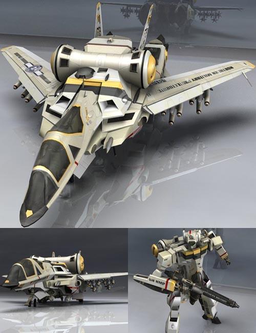 AVF-35-J Wildhog AVGF