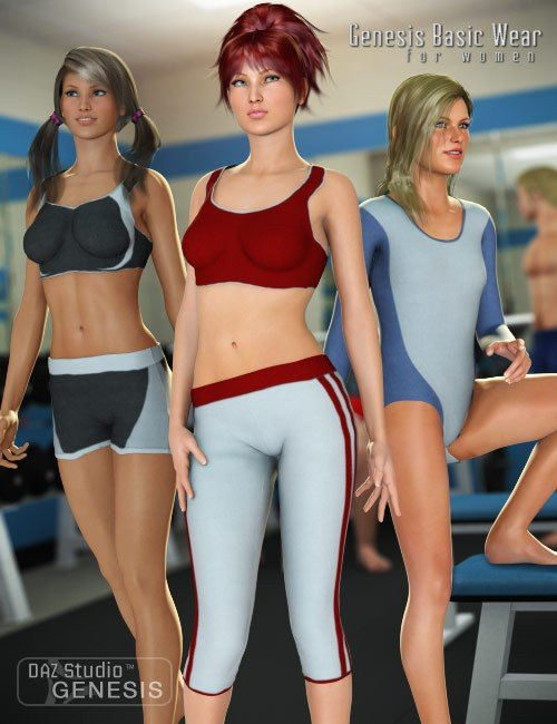 Genesis Basic Wear for Women