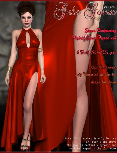Gala Gown V4-A4-G4