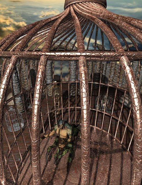 Super Props: Cages