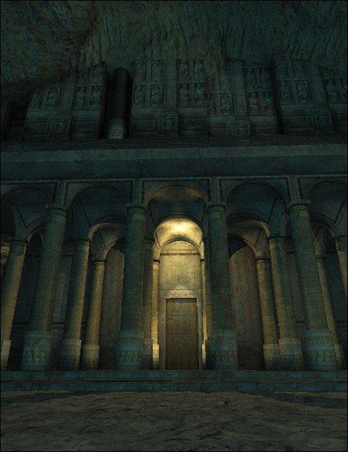 Dwarf Cave Entrance