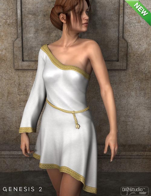 Alma Dress for Genesis 2 Female(s)