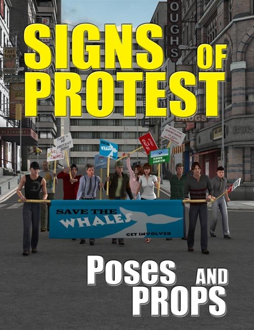 Signs of Protest